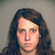 Booking photo of Redlands high school teacher Laura Whitehurst
