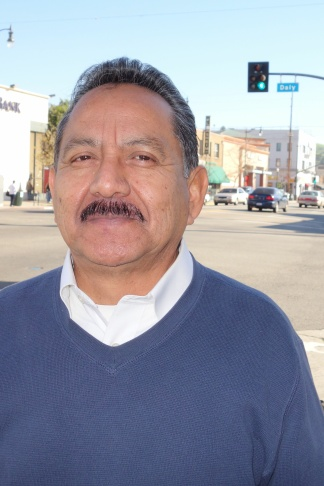 Jesse Rosas, First District City Council candidate