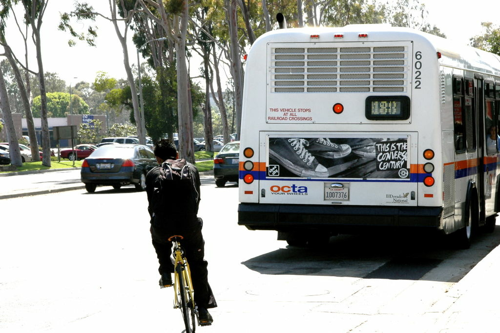 Orange County busses are declining in popularity.