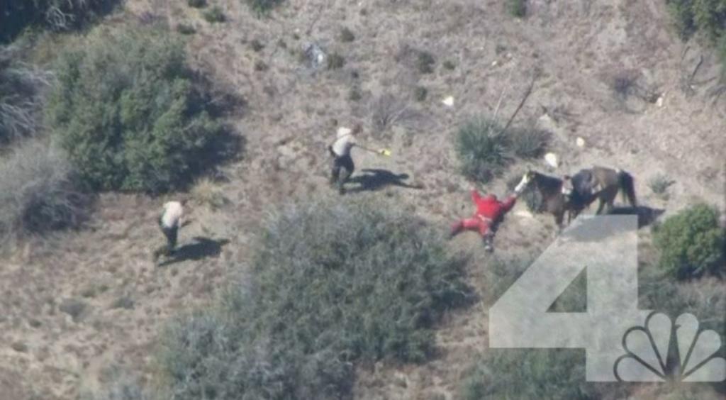 San Bernardino sheriff beating update: FBI launches