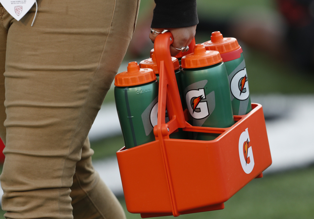 Gatorade punished for anti-water statements