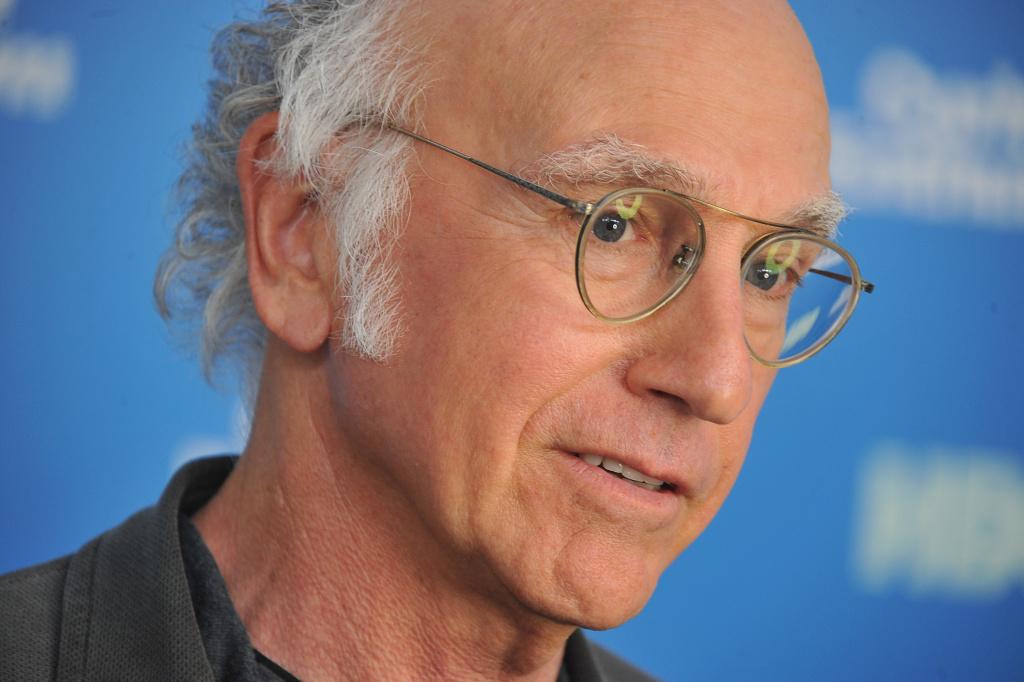 NEW YORK, NY - JULY 06:  Larry David attends the