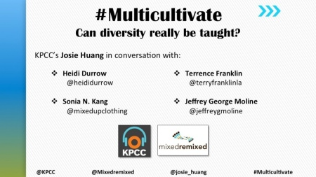#Multicultivate: Can diversity really be taught?