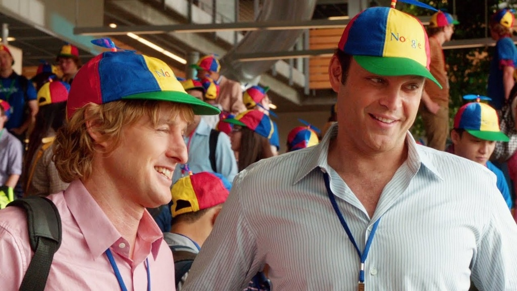 Owen Wilson (l) and Vince Vaughn starred in,