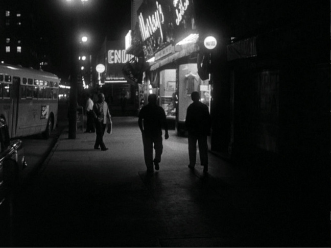 From The Exiles (1961), directed by Kent Mackenzie.