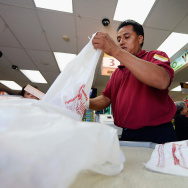 Los Angeles City Council Votes On Plastic Bag Ban