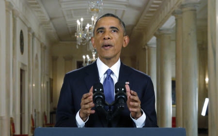 President Obama Delivers Remarks On Executive Action Immigration Reform