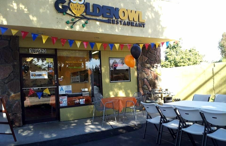 Off Ramp Restaurant Find The Golden Owl Brings Burmese Street Food To La