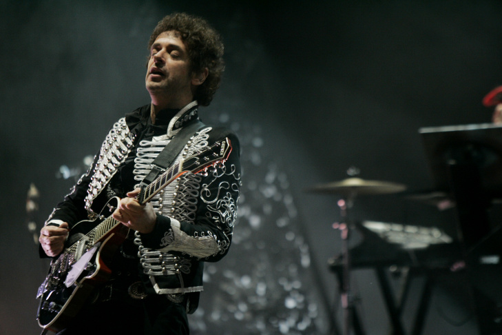 Gustavo Cerati, Grammy-winning frontman for the legendary Argentine band Soda Stereo, has died of respiratory failure after spending four years in a coma.