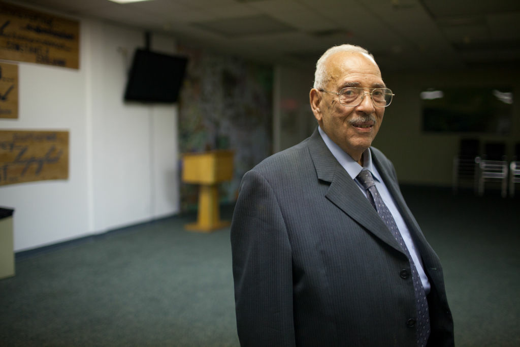 Dr. Maher Hathout is the Senior Advisor for the Muslim Public Affairs Council. During Friday prayers at the Islamic Center of Southern California he condemned the attacks on the embassies in Cairo and Benghazi.