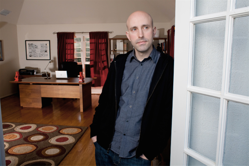 Brian K. Vaughan is the author of the comic books