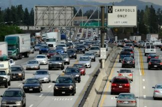 For the first time in a long time, Los Angeles doesn't top the list for worst traffic in the country.