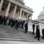 House Members-Elect Pose For Group Photo At The U.S. Capitol