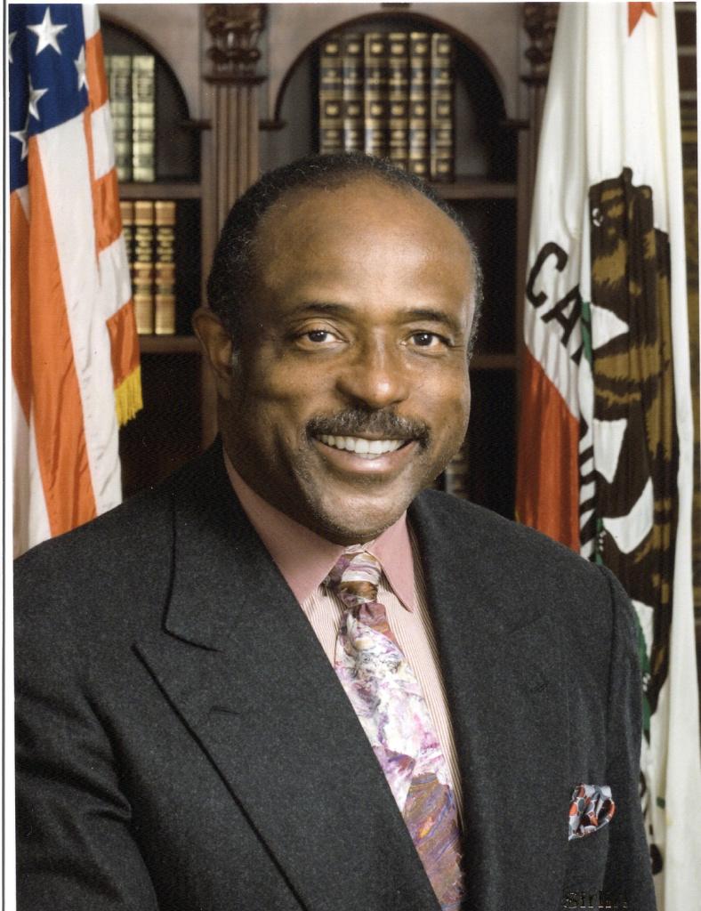 California state Senator Roderick Wright