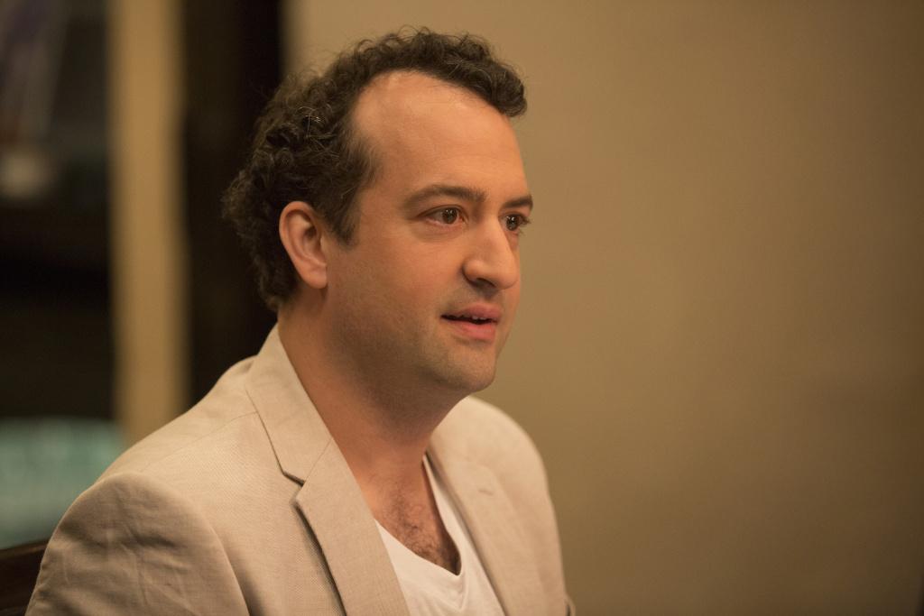 Steve Zissis stars as Alex in