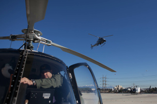 LAPD's Air Fleet & Helicopter Noise in LA | 89 3 KPCC