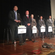 LA County Sheriff Debate