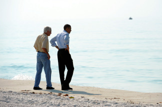 President Obama visits the Gulf Coast for the third time since the massive BP oil spill