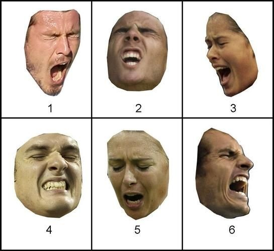 Can You Tell Emotion From Faces Alone? A new study suggests that when people evaluated just facial expressions — without cues from the rest of the body — they couldn't tell if the face was showing a positive or negative emotion.