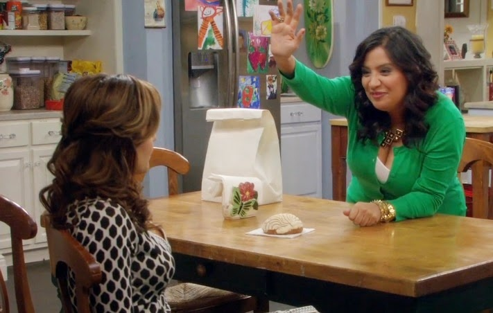 Cristela Alonzo is the star of the new ABC sitcom,