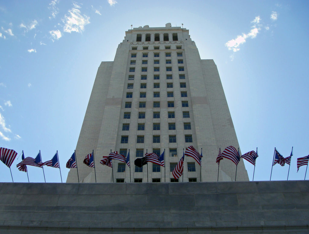 The L.A. city budget includes increases in parking fines and the elimination of funds that allow Angelenos to remotely testify before the L.A. City Council.