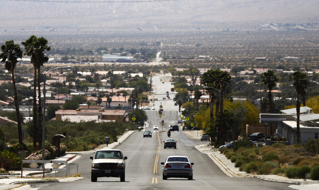 California's Fourth Climate Change Assessment found that temperatures of the inland deserts of Southern California, including the Coachella Valley, are expected to continue climbing.