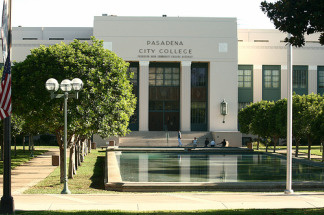 Pasadena City College in Pasadena, Calif.