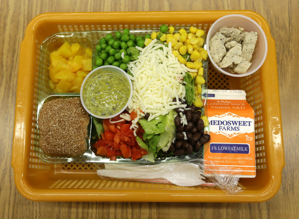 c4aa2afa707d Slideshow: See what kids around the world have for school lunch ...
