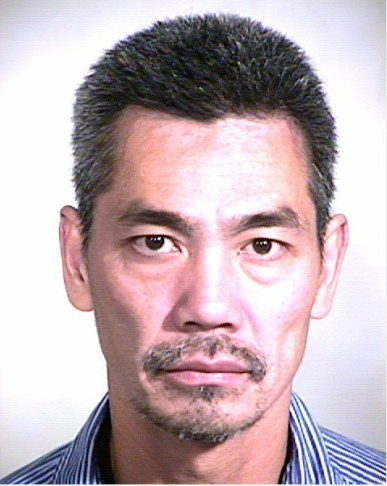 Photo of Orange County jail escapee Bac Duong, shown at a press conference on Wednesday, Jan. 27, 2016.