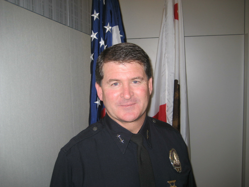 A dozen years after 9/11, LAPD Deputy Chief Mike Downing says its important to remain vigilant. Terrorism is a