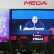Kim Dotcom Party