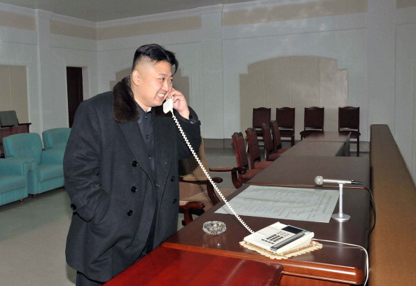 North Korean's supreme leader Kim Jong Un. Questions remain whether his government instigated the computer hack against Sony Pictures, as alleged by the FBI.
