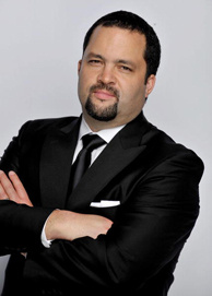 NAACP Chairman Benjamin Jealous poses for a portrait during the 41st NAACP Image awards held at The Shrine Auditorium on February 26, 2010 in Los Angeles, California.