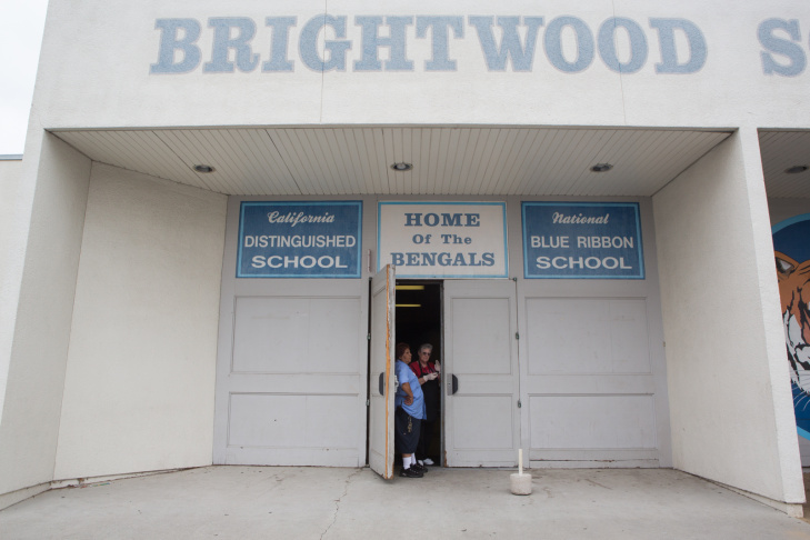 Brightwood School Lockdown Los Angeles