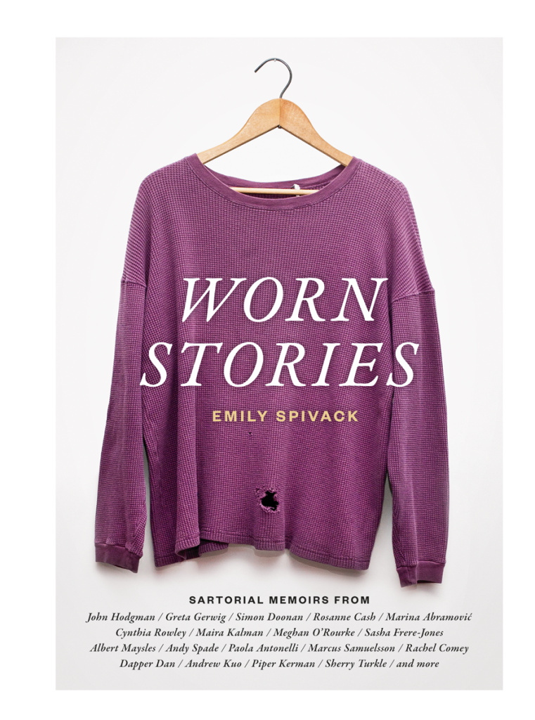 The cover of Emily Spivack's