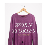 "The cover of Emily Spivack's ""Worn Stories."""