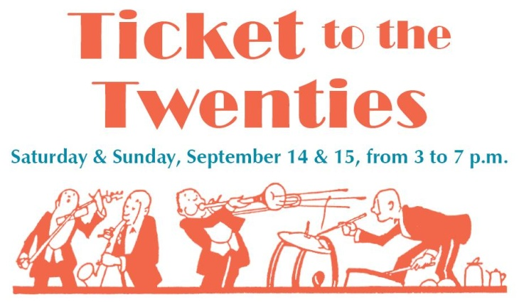 Homestead Museum- Ticket to the Twenties