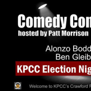 Comedy Congress - Election Night