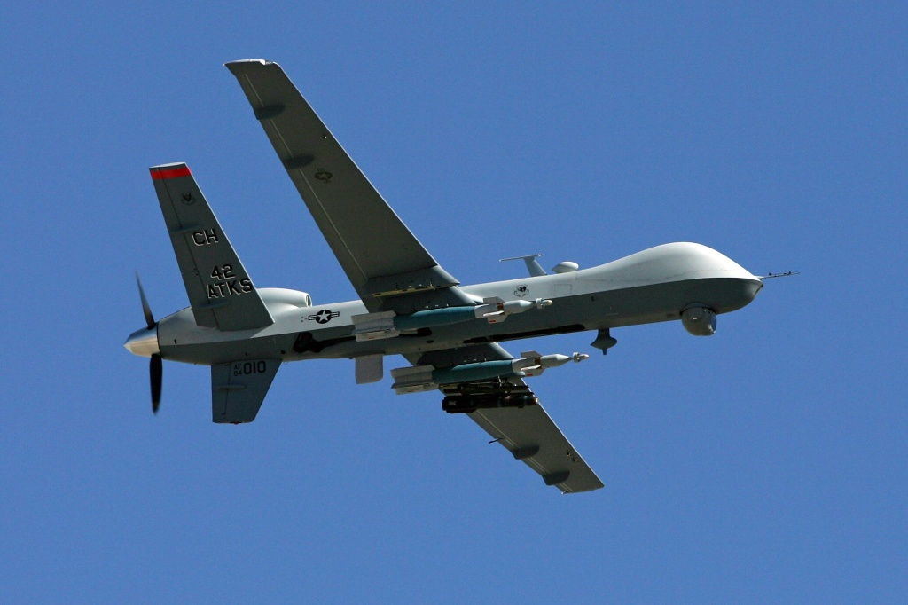 Nasser al-Awlaki says a US drone killed his grandson.