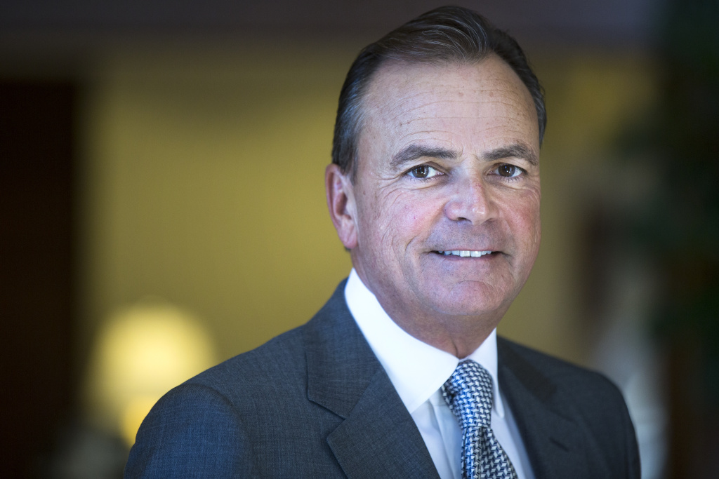 Rick Caruso is the founder and CEO of Caruso Affiliated, the developer of The Americana at Brand in Glendale. Caruso Affiliated also developed The Grove in mid-city.