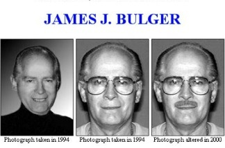 FBI Ten Most Wanted Fugitive poster for James