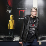 "Stephen King attends a special screening of ""IT"" at Bangor Mall Cinemas 10 on September 6, 2017 in Bangor, Maine."