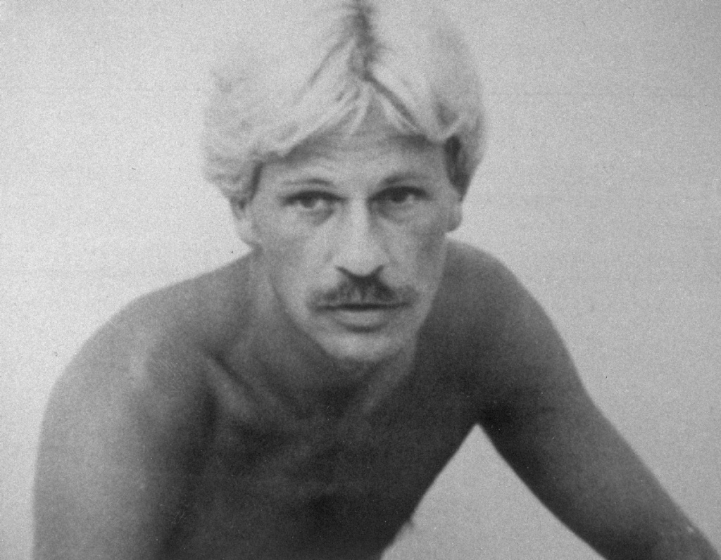 Undated Image of Gaetan Dugas, an Air Canada flight attendant commonly known as