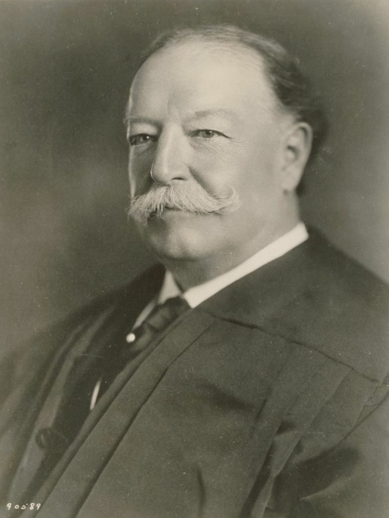 William Howard Taft as Chief Justice of the US Supreme Court