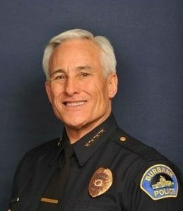 Burbank Interim Police Chief Scott LaChasse