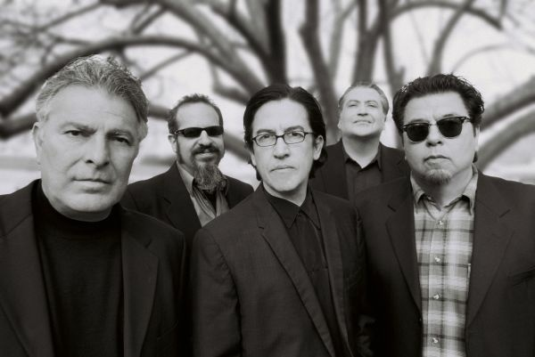 East L.A.'s legendary band Los Lobos