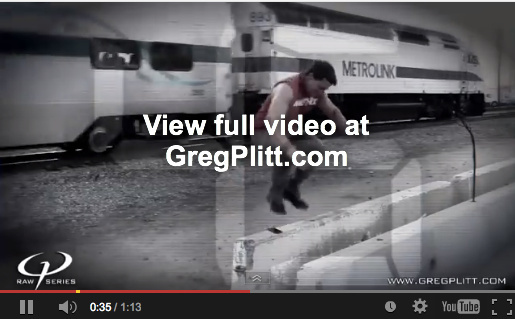 Witness: Plitt stumbled over tracks with camcorder - YouTube