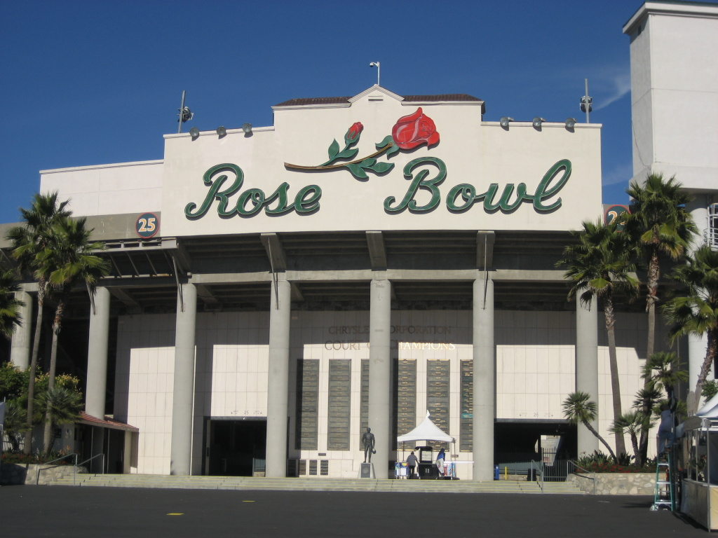 The average ticket for The Rose Bowl is going for $900, which is a whopping 112 percent pricier than last year.