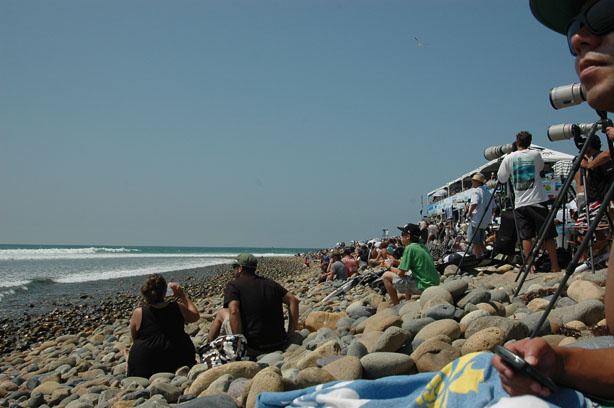 Surfers complain that a plan for a new trail to Lower Trestles beach near San Clemente will ruin their surfing break and bring in more crowds.