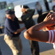 Undocumented Immigrants To U.S. Repatriated To Guatemala